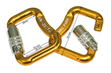 Carabiners Lockjaw