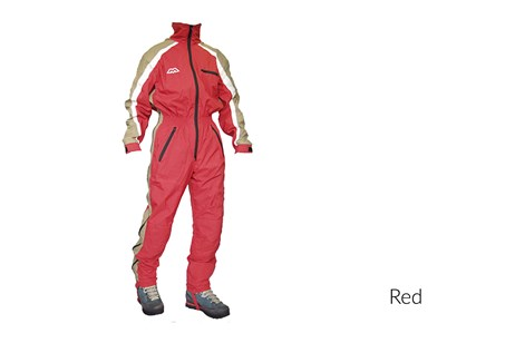 FlightSuit - Red