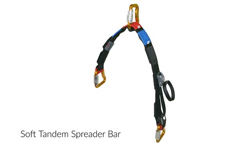 Soft Tandem Spreader bar