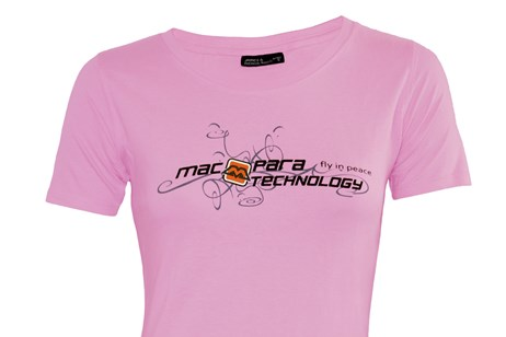 Female T-Shirt - Light Pink