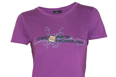 Female T-Shirt - Purple