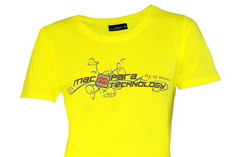 Female T-Shirt - Yellow