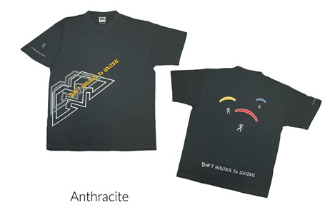 Male T-Shirt - Anthracite