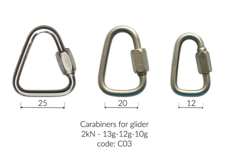 Carabines for Glider