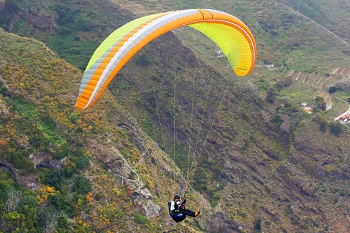 New review of the Eden 7 done by french magazine Parapente +
