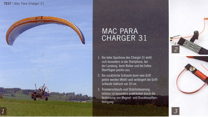TEST CHARGER 31