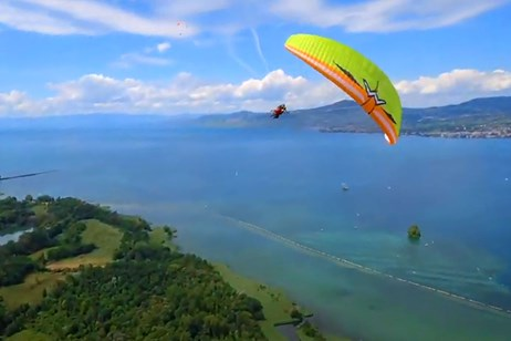 Tandem Paraglide Pasha 6 - video
