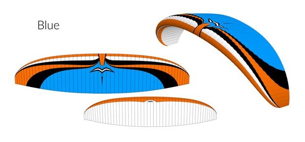 Blue Design Muse 5